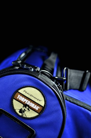 Blue Peacemaker Single Trumpet Case