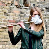 Flute Masks